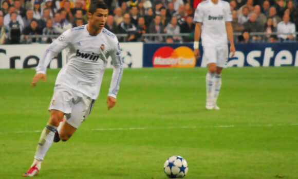 Cristiano Ronaldo (One of the World`s best Footballer and Athlete)