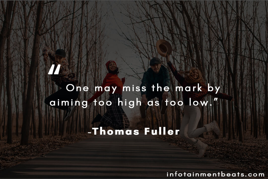 thomas fuller one day miss the mark