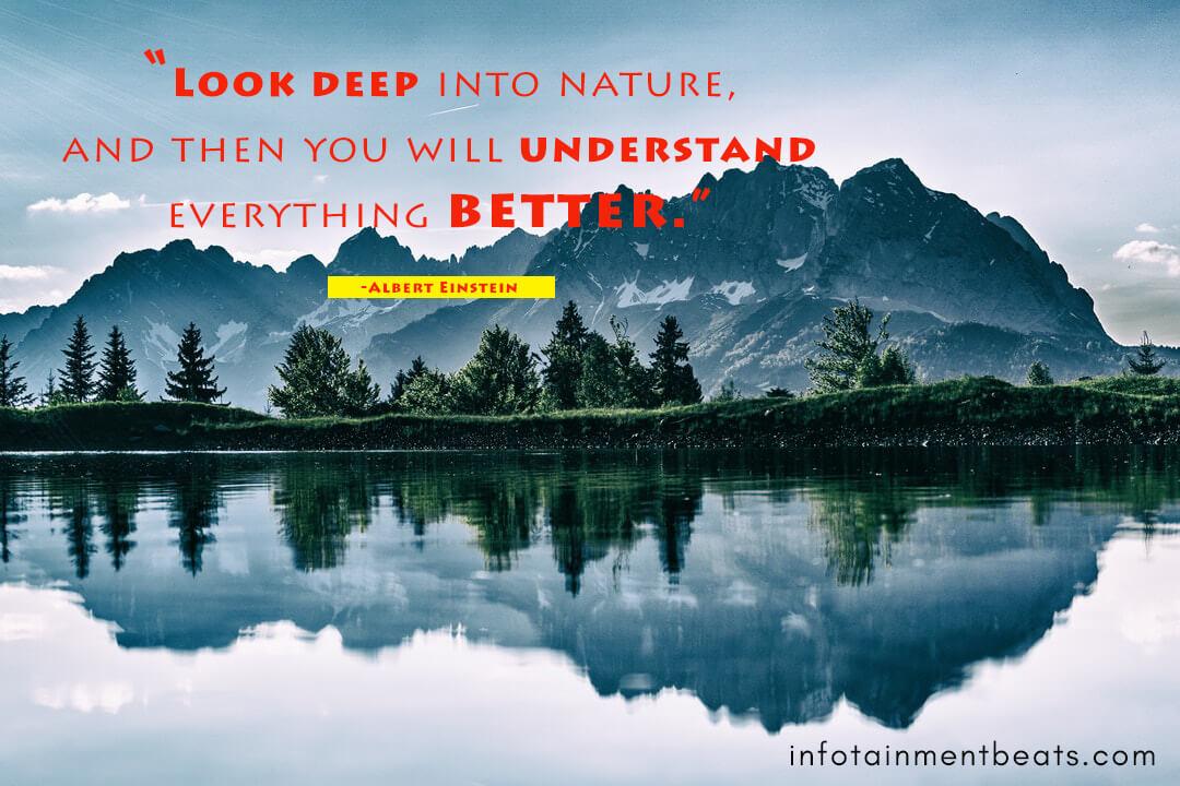 Albert-Einstein-says-about-nature