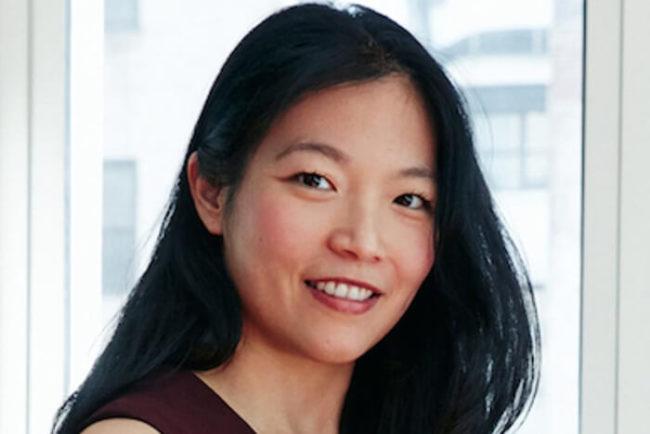 Georgene Huang Chief Executive of Fairygodboss