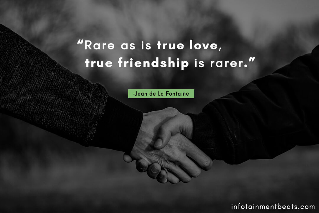 Jean-de-L-Fontaine-true-friendship-is-rarer