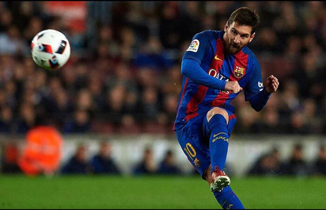 lionel messi goals in career