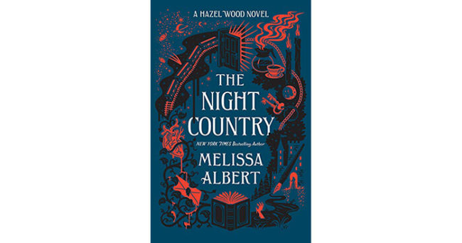 night country melissa albert