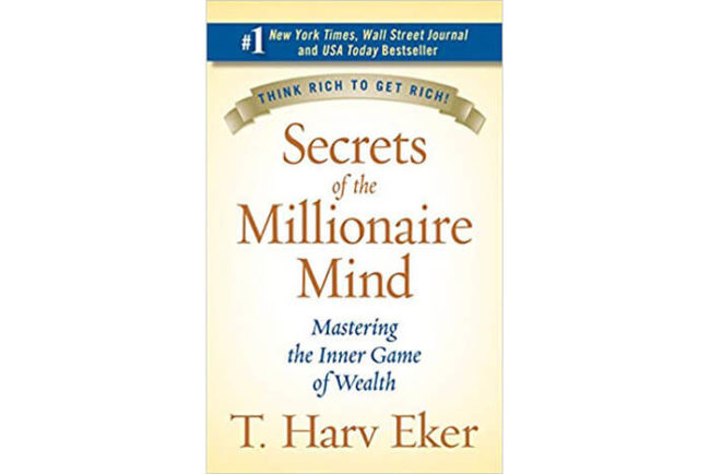 top 10 books 2: Secrets of the Millionaire Mind book review