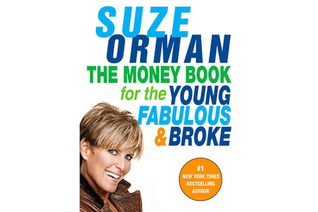 top 10 books 3: the money book for the young fabulous and broke by suze orman
