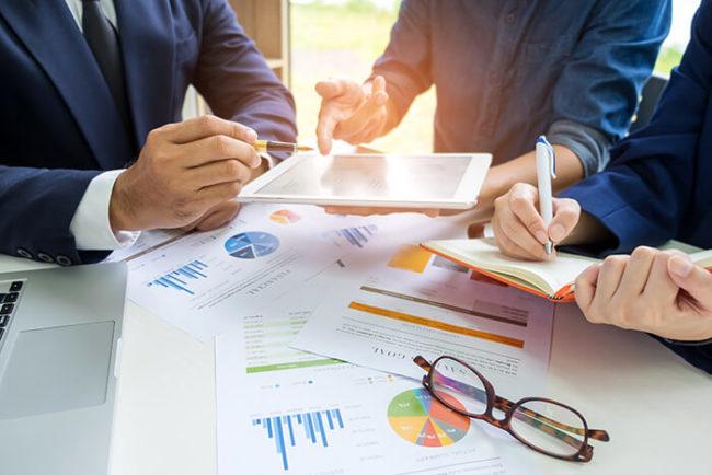 business flow chart symbols