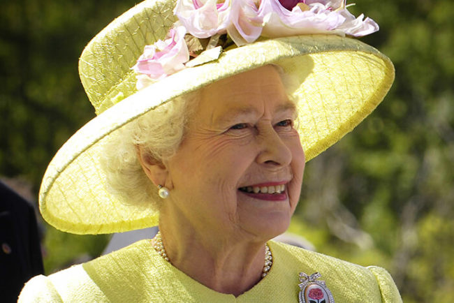 Most Secured Persons: queen elizabeth ii age
