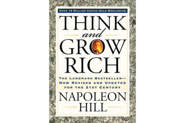 top 10 books 1: think and grow rich book quotes