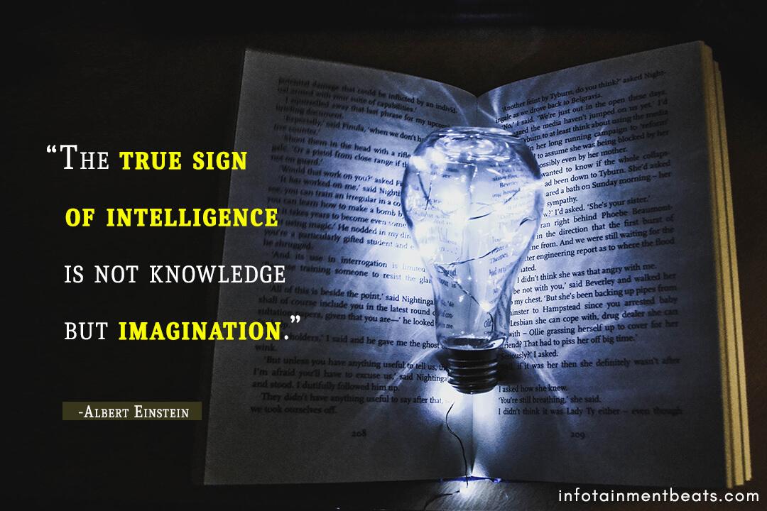 Albert-Einstein-says-about-intelligence
