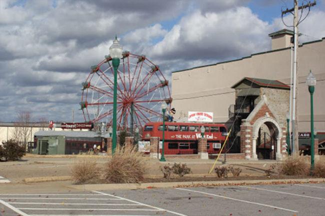 Arkansas The Park at West End