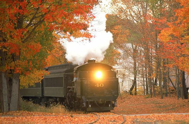 The Essex Steam Train Connecticut