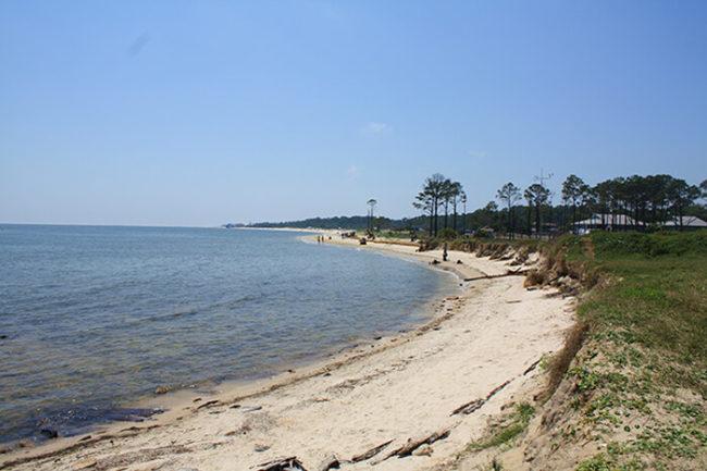 dauphin island alabama beach