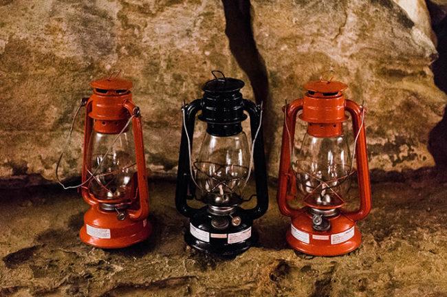 lantern tour of ruby falls
