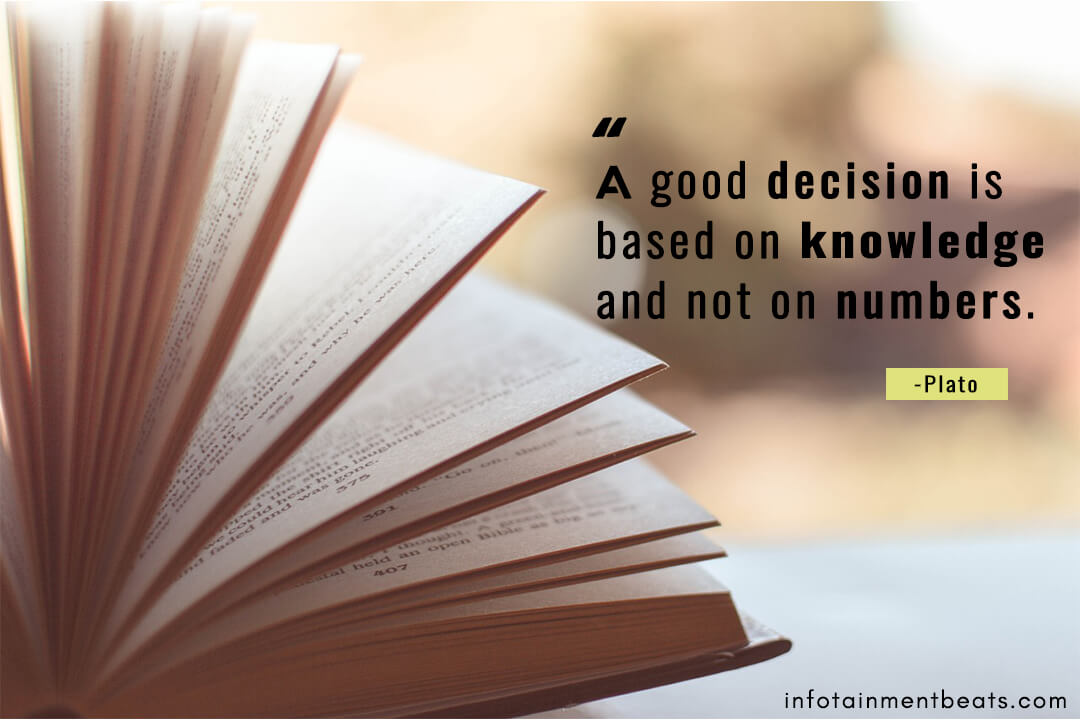 Plato-says-about-good-decision