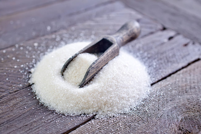 sugar builds up in the blood-Tips for smart eating