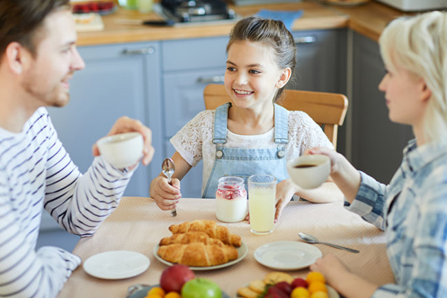 breakfast to skip or not to skip-Tips for smart eating