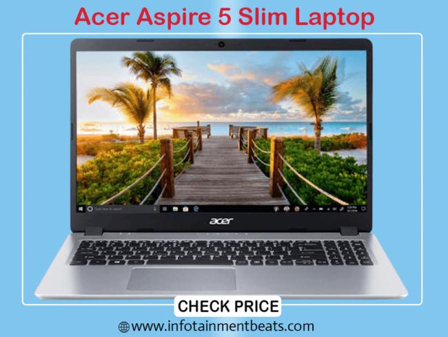 1- Acer Aspire 5 Slim Laptop