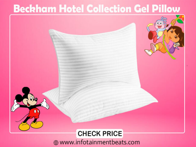 1- Beckham Hotel Collection Gel Pillow