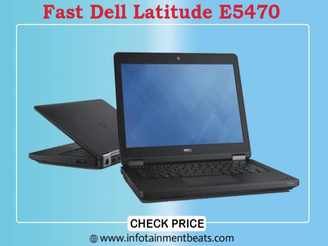 Fast Dell Latitude E5470