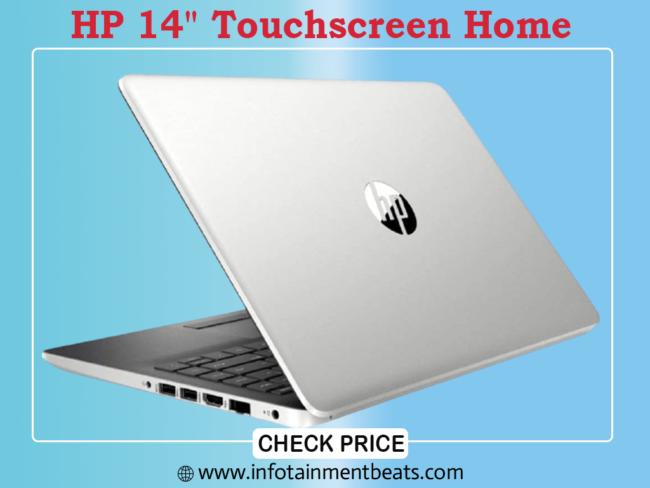 "Dell Vs HP Laptops: HP 14"" Touchscreen Home"