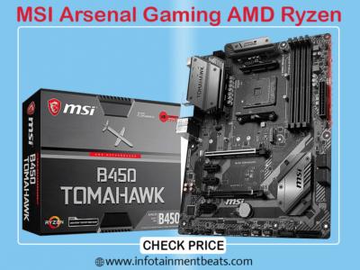 6 MSI Arsenal Gaming AMD Ryzen