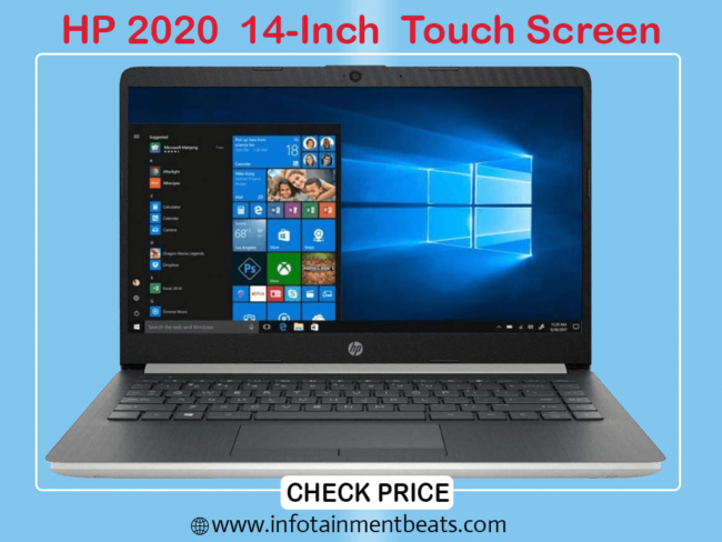 HP 2020 14-Inch Touch Screen