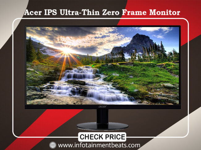 acer  ips monitor
