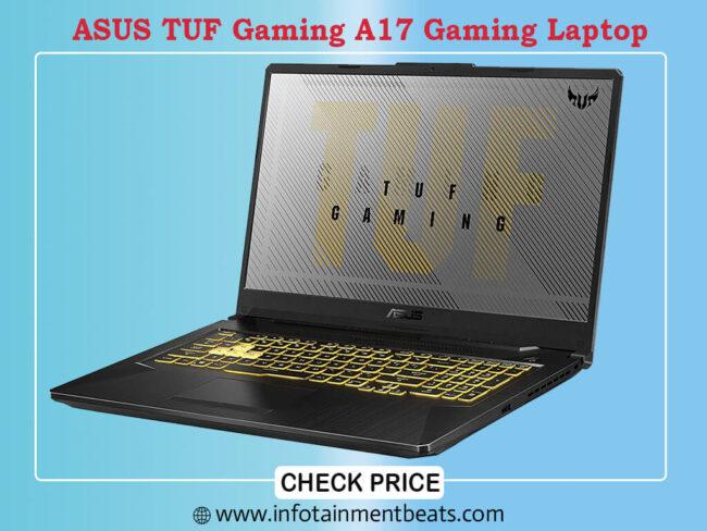 ASUS TUF Gaming A17 Gaming Laptop