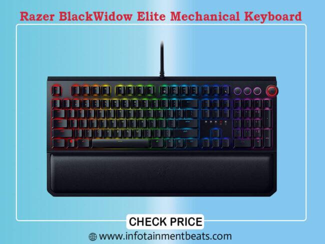 Razer BlackWidow Elite Mechanical Keyboard
