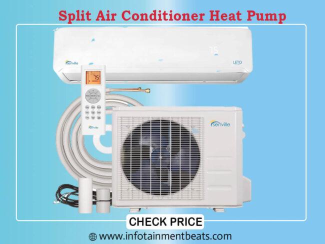 Split Air Conditioner Heat Pump