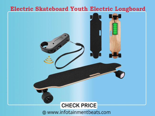 Electric Skateboard Youth Electric