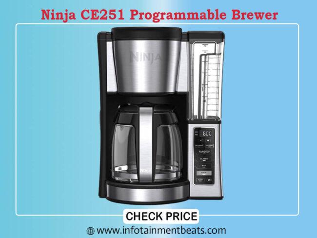 Ninja CE251 Programmable Brewer