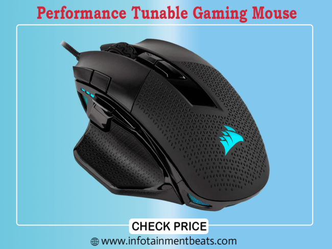 Performance Tunable Gaming Mouse