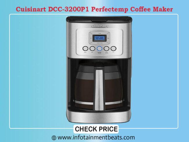 Cuisinart DCC-3200P1 Perfectemp