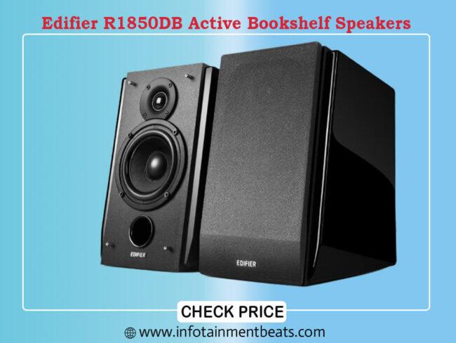 Edifier R1850DB Active Bookshelf Speakers
