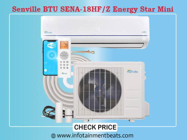 Senville 18000 BTU SENA-18HF Z Energy Star Mini