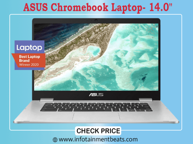 ASUS Chromebook Laptop- 14.0