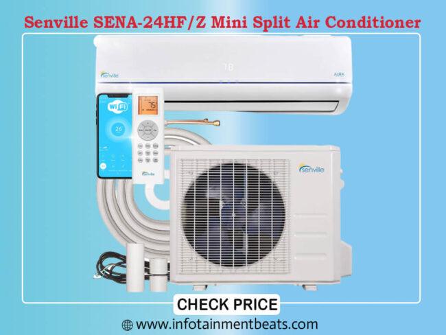Senville SENA-24HF Z Mini Split Air Conditioner