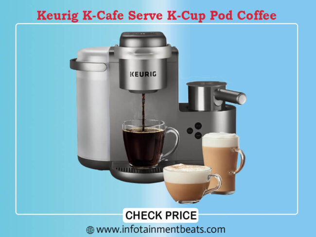 Keurig K-Cafe Special Edition Singl