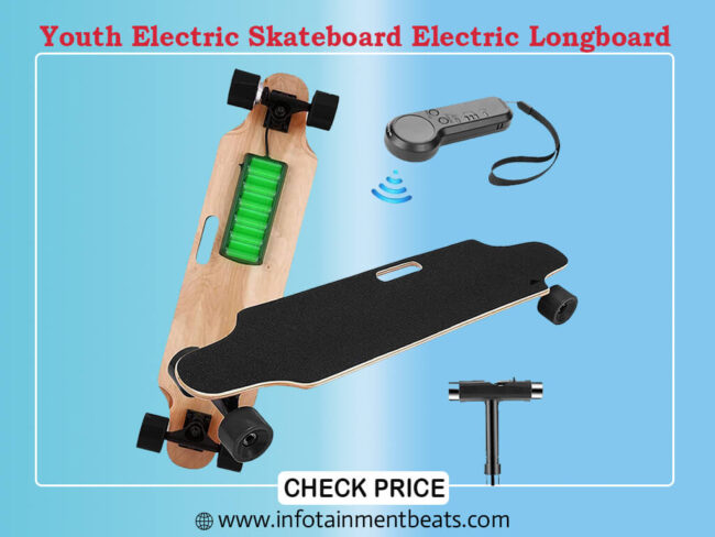 Youth Electric Skateboard Electric Longboard