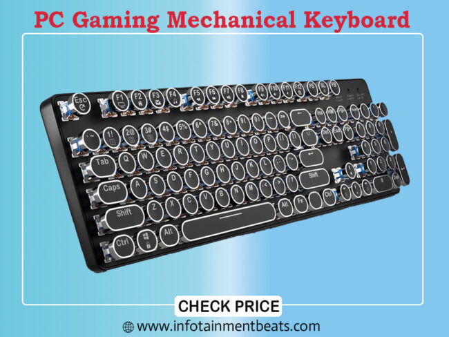 PC Gaming Mechanical Keyboard with