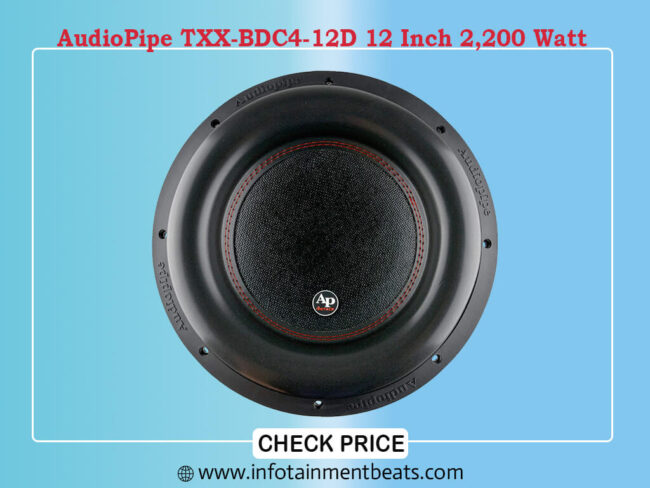 Best Bass Speakers For Car