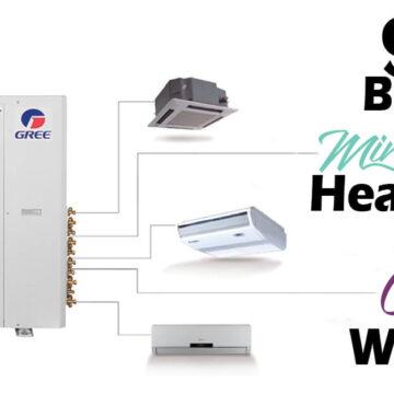 9 Best Mini Split Heat Pump For Cold Weather