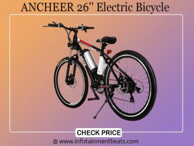 ANCHEER 26 Electric Bicycle