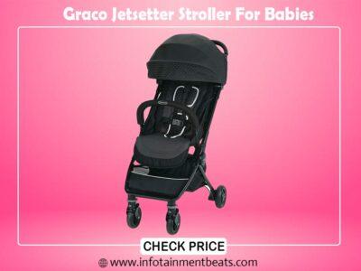 Graco Jetsetter Stroller For Babies