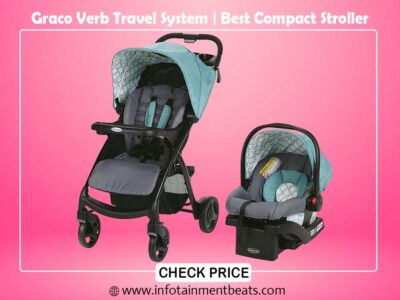 Graco Verb Travel System-Best Compact Stroller