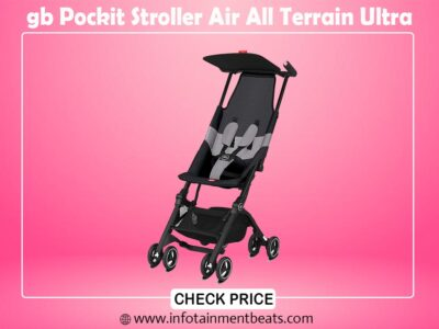 gb Pockit Stroller Air All Terrain Ultra