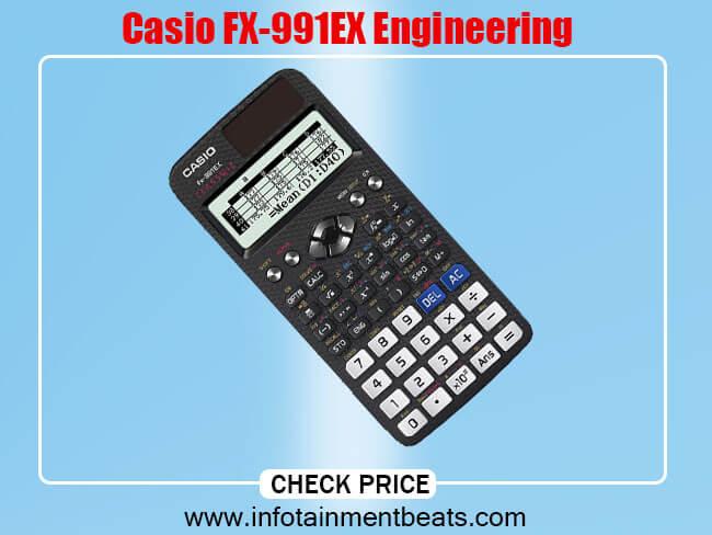 Casio FX-991EX Engineering