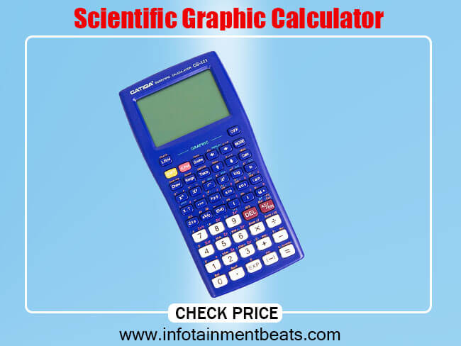 Scientific Graphic Calculator