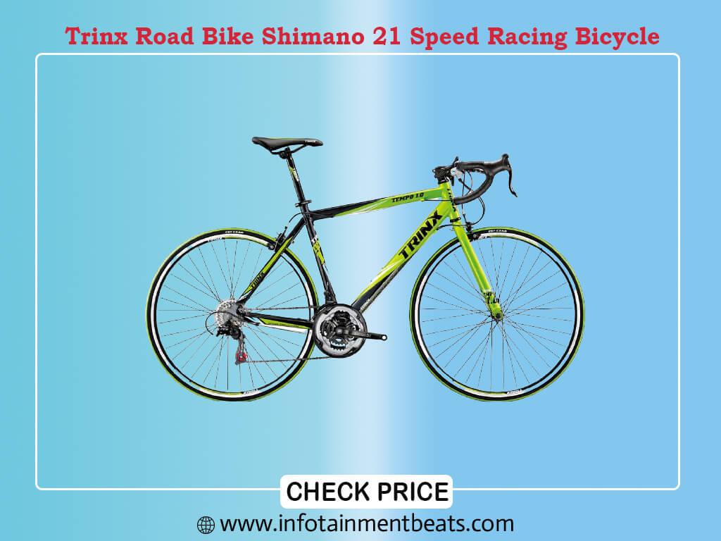 Trinx Road Bike Shimano 21 Speed Racing Bicycle